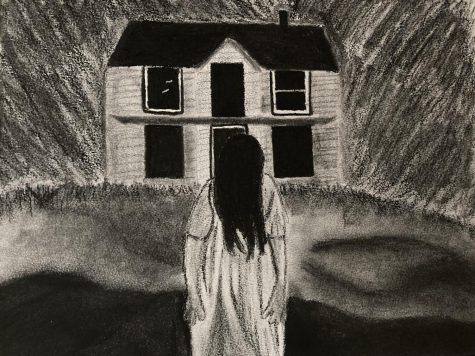 Spooky Halloween Haunted Houses
