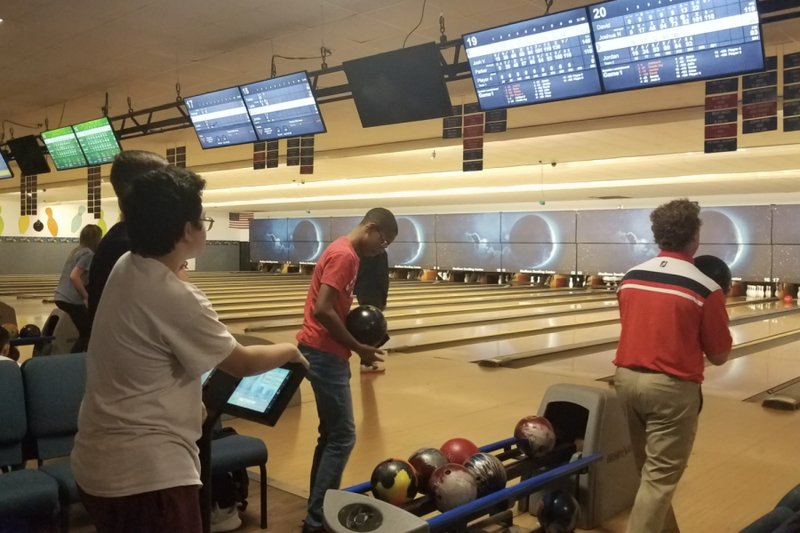 BJ Bowling Is Back