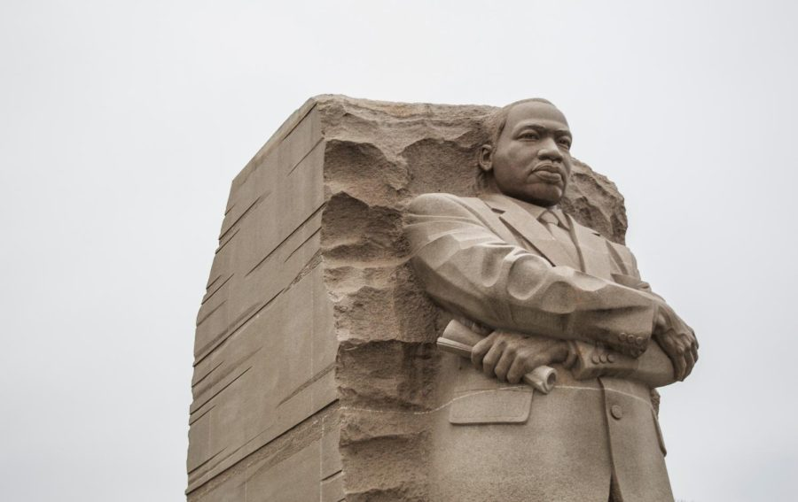 Martin Luther King, Jr., 10th Anniversary of His Memorial